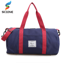 2017 Top Quality Fitness Gym Sport Bags Men and Women Waterproof Sports Handbag Outdoor Travel Camping Multi-function Bag
