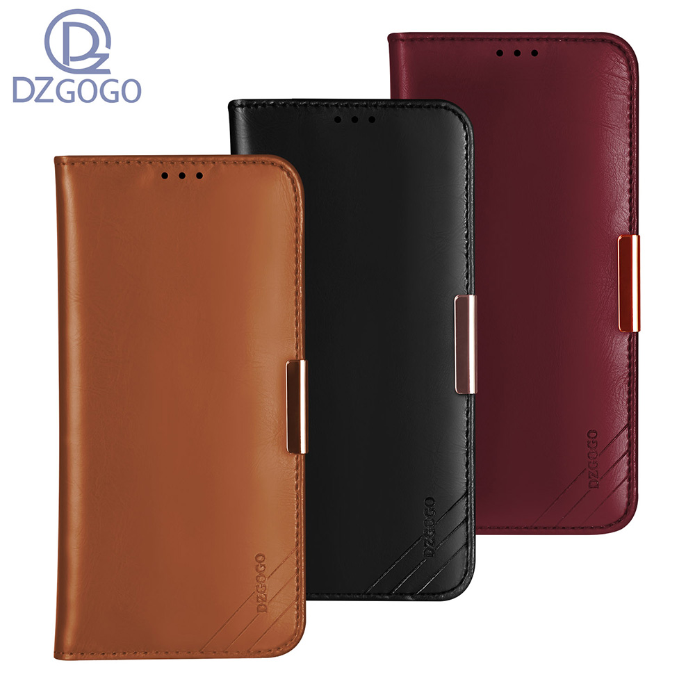 c54ee666d7d Kalaideng Luxury Magnetic Flip Genuine Leather Case For Samsung Galaxy  S10/S10
