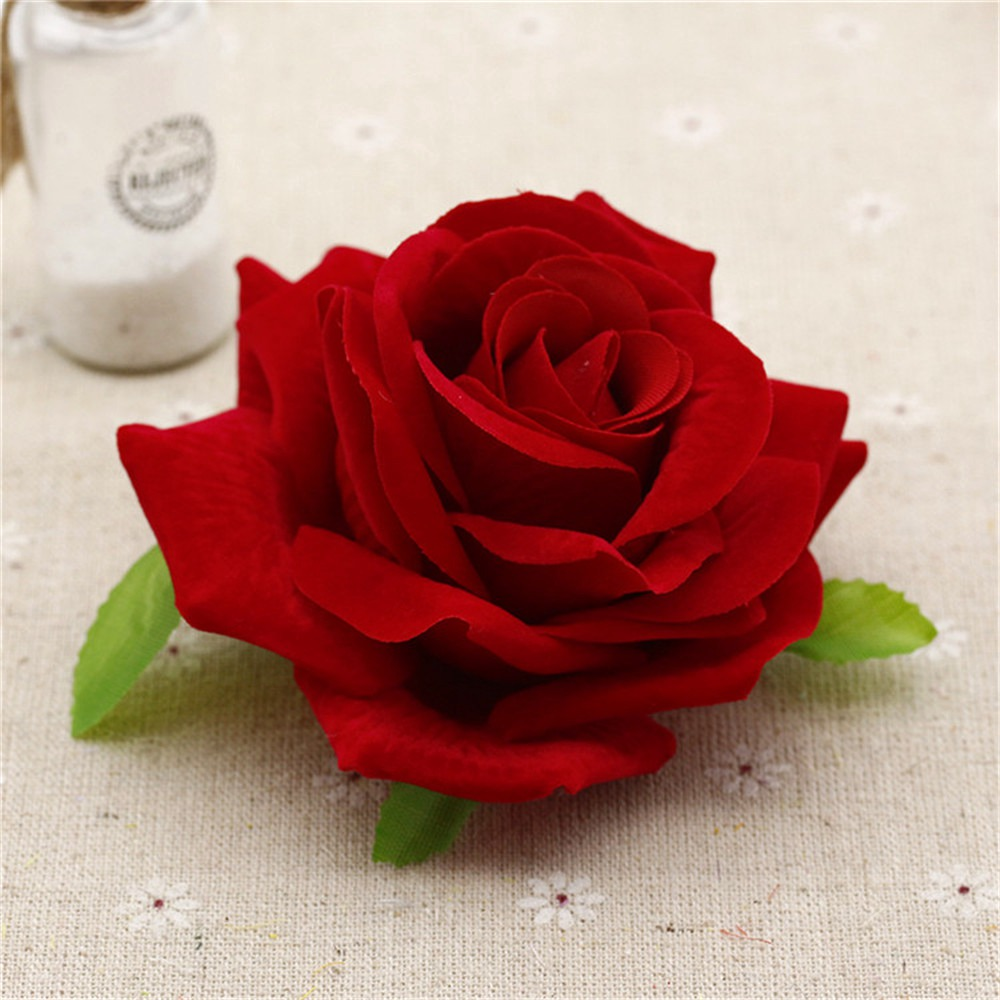 Popular flower flower delivery buy cheap flower flower delivery free delivery 10pcslot 10cm simulation of roses bouquet cartoon wedding props wholesale diy materials dhlflorist Gallery