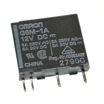 цена на Relays G6M-1A 12V 24V G6M-1A-12VDC 6M-1A-24VDC