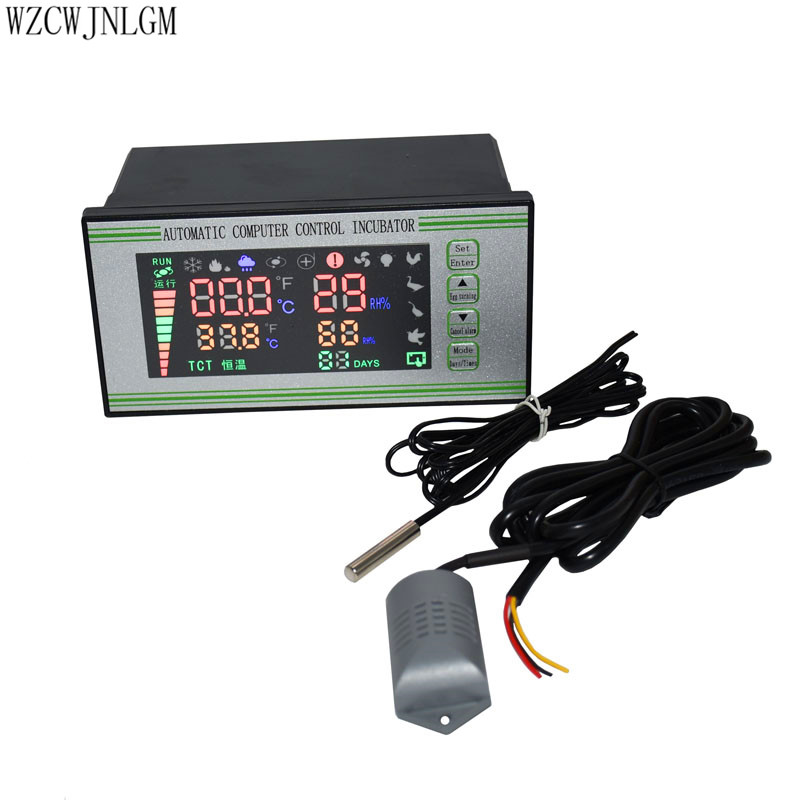 XM 18S Egg Incubator Controller Thermostat Hygrostat Full Automatic Control With High Quality 2set