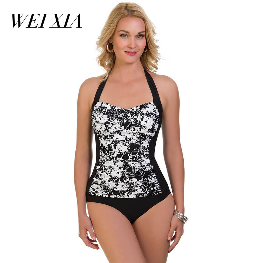WEIXIA 2018 Sexy Attracting Swimwear Woman Bikinis 17059 New Summer Swimsuit Women Swimsuit Beautiful Brazilian Bikini Sets