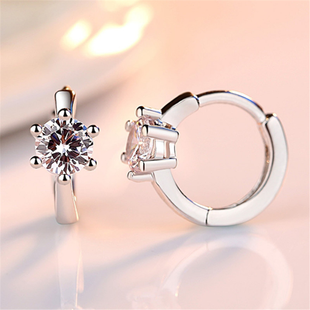NEHZY Fashion brand jewelry eight heart eight arrow earrings six ...