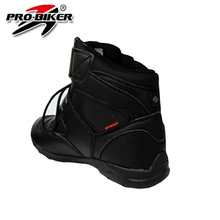 Good quality Motorcycle Sports Shoes boots for women man Leather black color jordan shoes