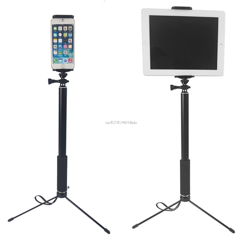 1.5m/2m Extendable Selfie Stick Tripod Stand for iPhone iPad DSLR Android Gopro 11