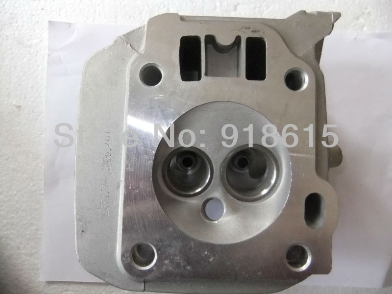 173F GX240  cylinder head gasoline engine and generator parts replacement fast shipping 6 5kw 220v 50hz single phase rotor stator gasoline generator diesel generator suit for any chinese brand