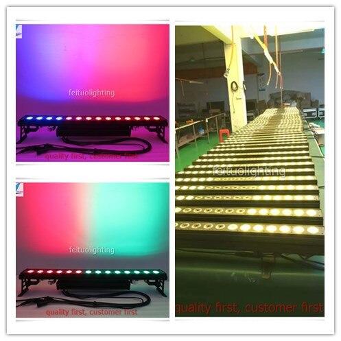 A-4/lot высокой мощности COB свет 14x30 Вт матрица прожекторы свет наружное освещение