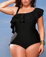 Swimwear Large Size One Piece Swimsuits Plus Size One Piece Suits Women One Piece Swimsuit Beach