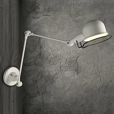 Justerbar Gynge Langarm Væglampe Vintage Mekanisk Hjem Belysning - Indendørs belysning