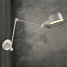 Adjustable Swing Long Arm Wall Lamp Vintage Mechanical Home Lighting Stair Light Fixtures LED Wall Lights Lampara Arandela