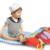 Moda recém-nascido bonito do bebê tapetes de jogo do bebê tapete infantil jogar jogos coloridos atividade pads com espelho e número estrela material macio