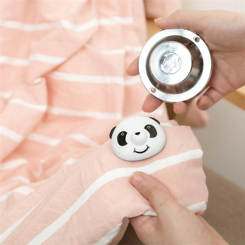 8pcs Quilt clothes storage rack Panda Buckle Bed Sheet Non-Slip Quilt Cover Anti-Move Buckle Fixer Clip Home 2018 Home Fashion