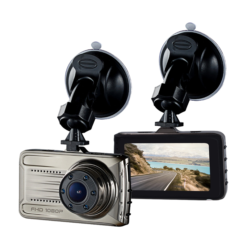 3 Inch High Definition Dash Camera Car DVR Driving Video Recorder 1080P Car Camera 170 Wide Angle Registrar Recorder Car DVR