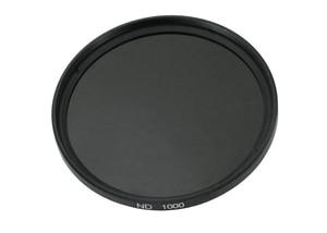 Image 3 - FOTGA 77mm slim Neutral density optical grade ND ND1000 filter for digital camera lens DV