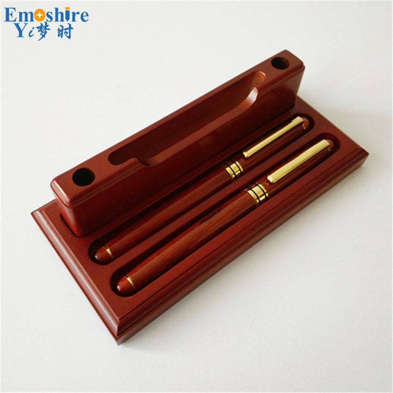 New Design Roller Ball Pen With Fountain Pen and Pencil Case Top Quality Stationery Gifts for Man Business Office Gifts P115 gel roller ball pen fountain pen original hero 1501 office and school writing stationery the best gifts free shipping