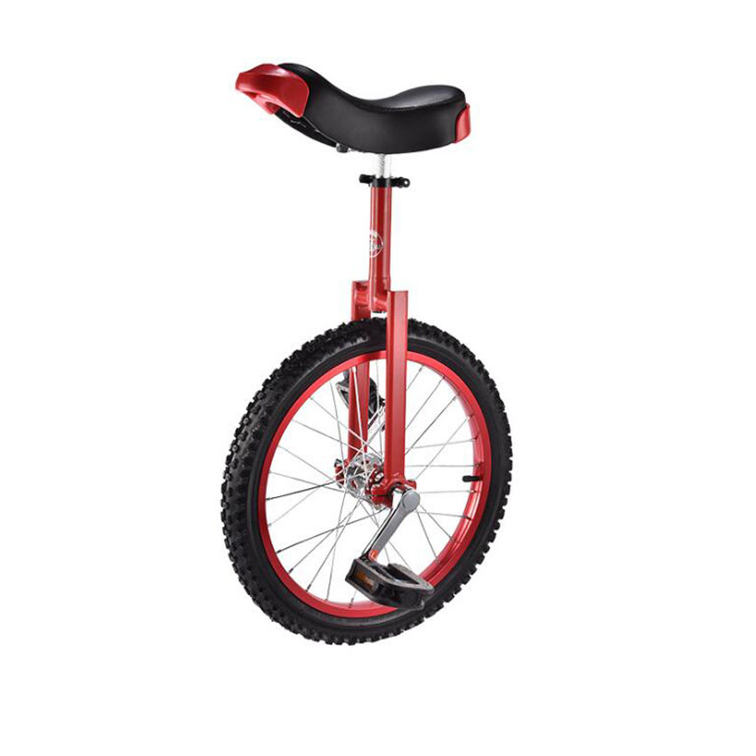 BXW Bike Complete Road Mini Bike 18 Inches Single-wheel Lock  New Creative Show Performance Bicycle