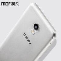 Meizu MX6 Case Soft TPU Back Cover MOFi Original Ultra Thin 4GB 32GB Meizu Mx 6