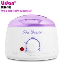 LIDAN Hair Removal Wax Machine 500C Hair Removal Wax Bean Heater 100w Beauty Wax Machine Followers +3% discount
