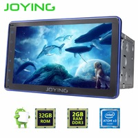JOYING 2GB 32GB Android 5 1 Universal Double 2 DIN 8 Car Radio Stereo Quad Core