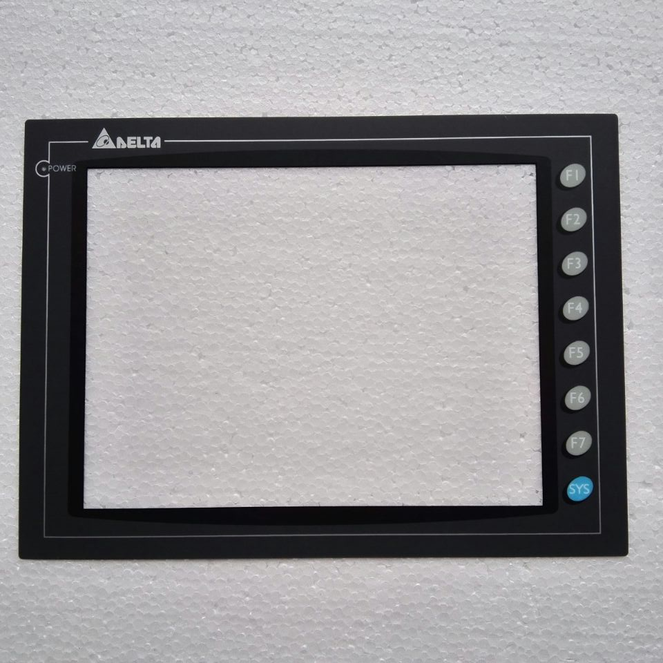 DOP A10TCTD DOP A10THTD1 DOP AE10THTD1 Membrane film for HMI Panel repair do it yourself New