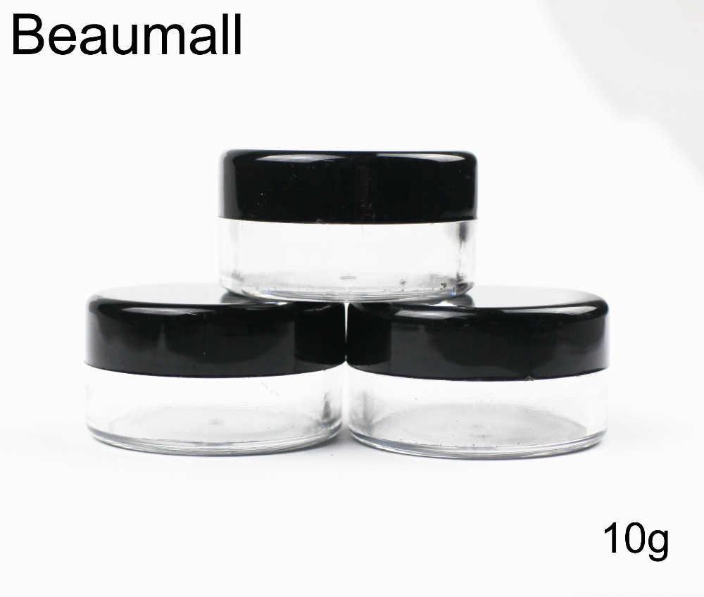 10g Hacimli Plastik Kutu Tırnak Sanat Süslemeleri Için Akrilik Glitter Tozları UV tırnak jeli Lehçe Nail İpuçları Güzellik Aksesuarları