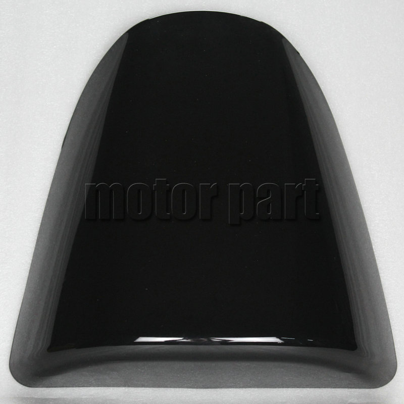 For 1996-1999 Suzuki GSXR600 GSXR750 GSXR 600 750 Motorcycle Pillion Rear Back Seat Cover Cowl Fairing Black 96 97 98 99 motorcycle pillion rear seat fairing cover cowl for honda cbr250r 2011 2012 2013
