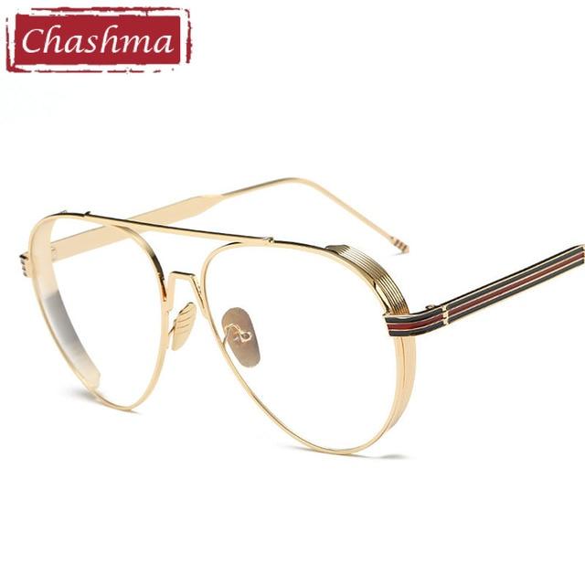 Chashma Brand Oversized Male and Female Eyeglasses Western Style ...