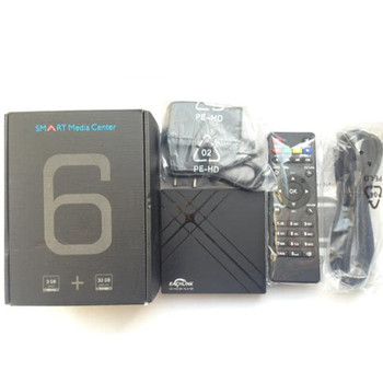 EACHLINK H6 Mini Android 7 0 Smart TV Box Allwinner H6 3GB 4