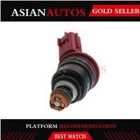 연료 인젝터 16600-RR544 닛산 550CC 16600RR544 SR20 실비아 200SX 180SX/Z32 300ZX/R33 Skyline 인젝터 16600-RR544