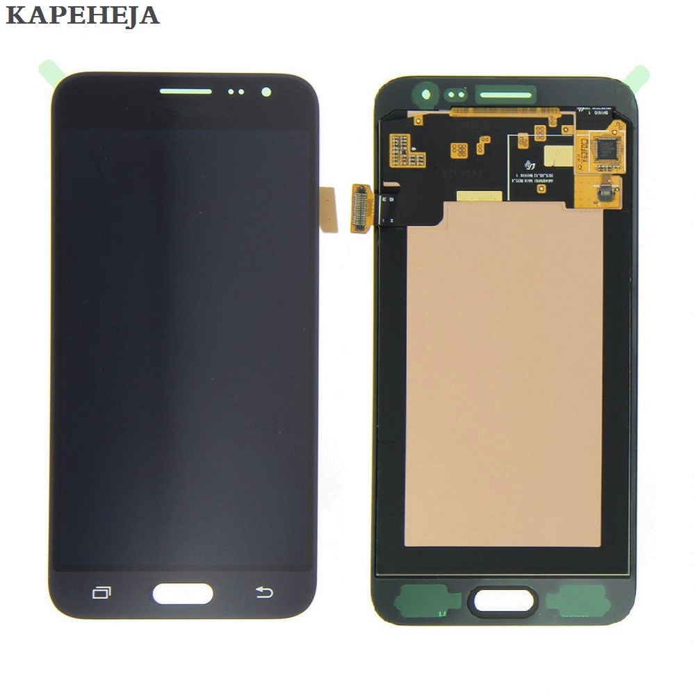 New Super AMOLED LCD Display For Samsung Galaxy J3 2016 J320 J320A J320F J320M LCD Display Touch Screen Digitizer AssemblyNew Super AMOLED LCD Display For Samsung Galaxy J3 2016 J320 J320A J320F J320M LCD Display Touch Screen Digitizer Assembly