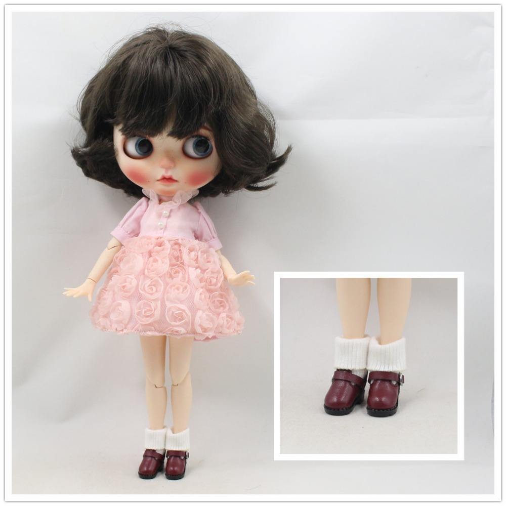 Neo Blythe Doll Cozy Boots 1
