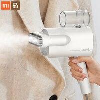 Xiaomi mijia yeni Deerma portatif giysi buharlayıcısı ev taşınabilir buharlı ütü giysi fırçaları ev aletleri için