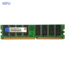 Memoria RAM de DIMM para PC de escritorio, 1GB, DDR 400, 400MHz, PC3200, 184pin, no ECC, nuevo