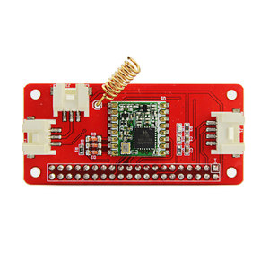 Image 2 - Elecrow Lora RFM95 IOT Board for Raspberry Pi 3 B 2 B+ RPI RFM95 Wireless Transport Module DIY Kit