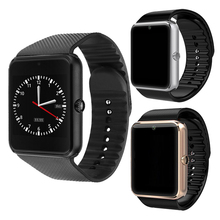 MOCRUX Smartwatch GT08 Smart Watch Clock With Sim Card Slot Smartwach Push Message Bluetooth Connectivity For Android Phone