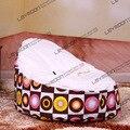 Branco up cover bebê beanbag do saco de feijão do bebê da criança do saco de feijão originais