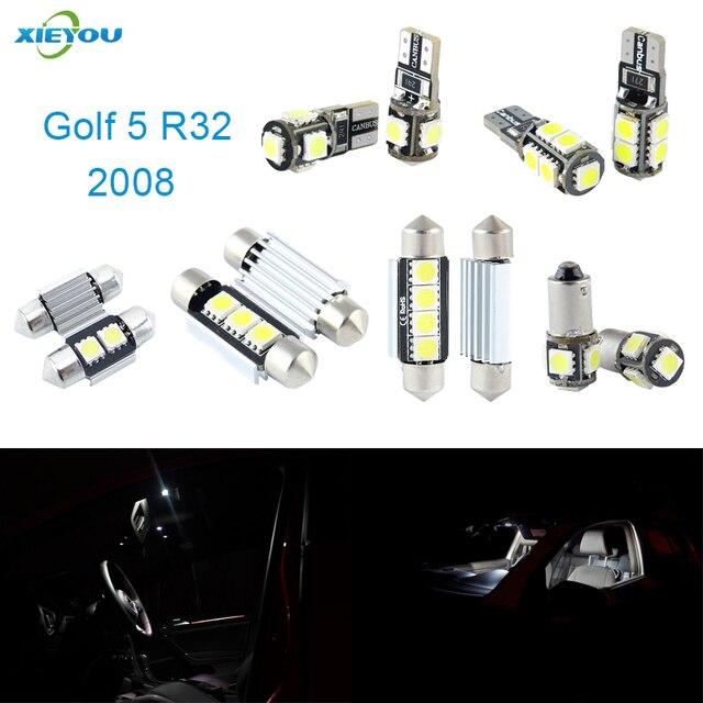 XIEYOU 11 stks LED Canbus Interieur Verlichting Kit Pakket Voor ...