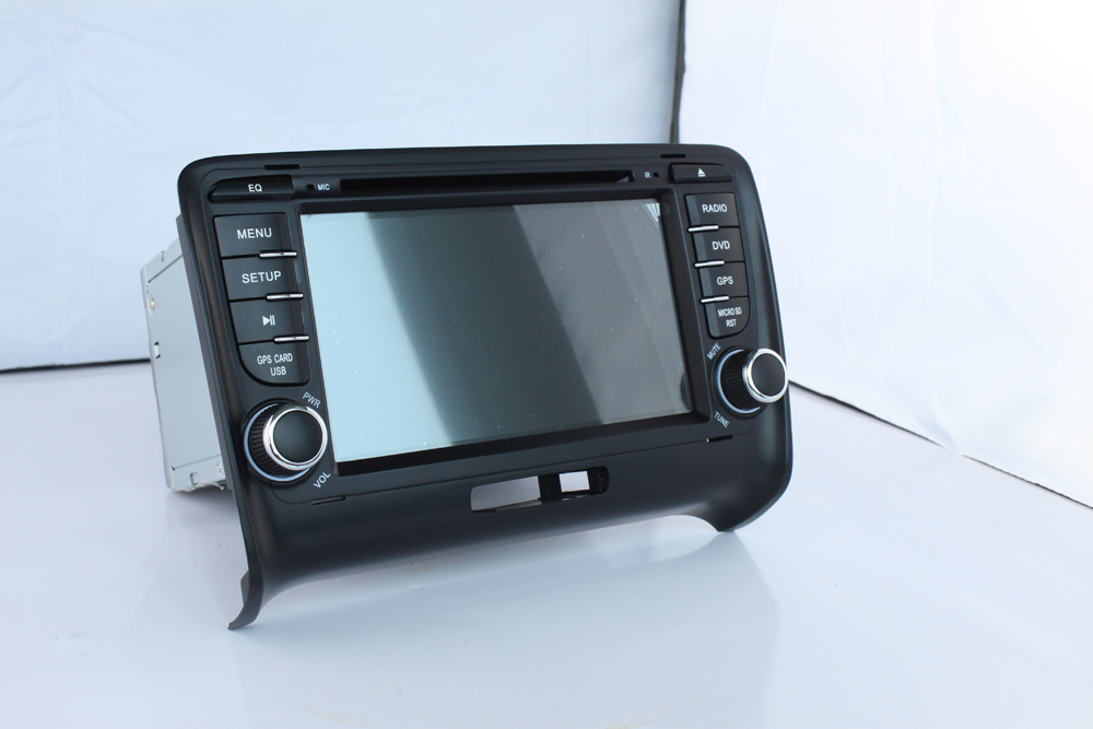 Android 7 1 1 Quad Core 7 Inch font b Car b font DVD Player Multimedia