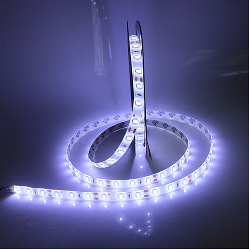 1/2/3/4/5M White / Warm White LED Strip Light String Ribbon 5630 SMD Lamp Tape More Bright Than 2835 3528 5050 For Decorative