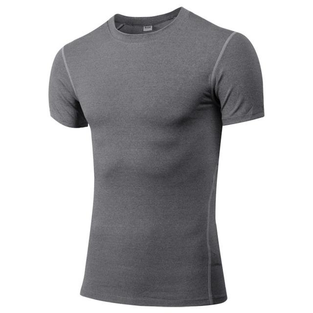 Elastic Exercise T-Shirt