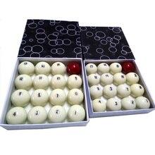 Xmlivet 1 шт. одиночные русские бильярдные шары 68 мм бильярдные игры полимерные битки для русского бильярда Тайвань высокое качество