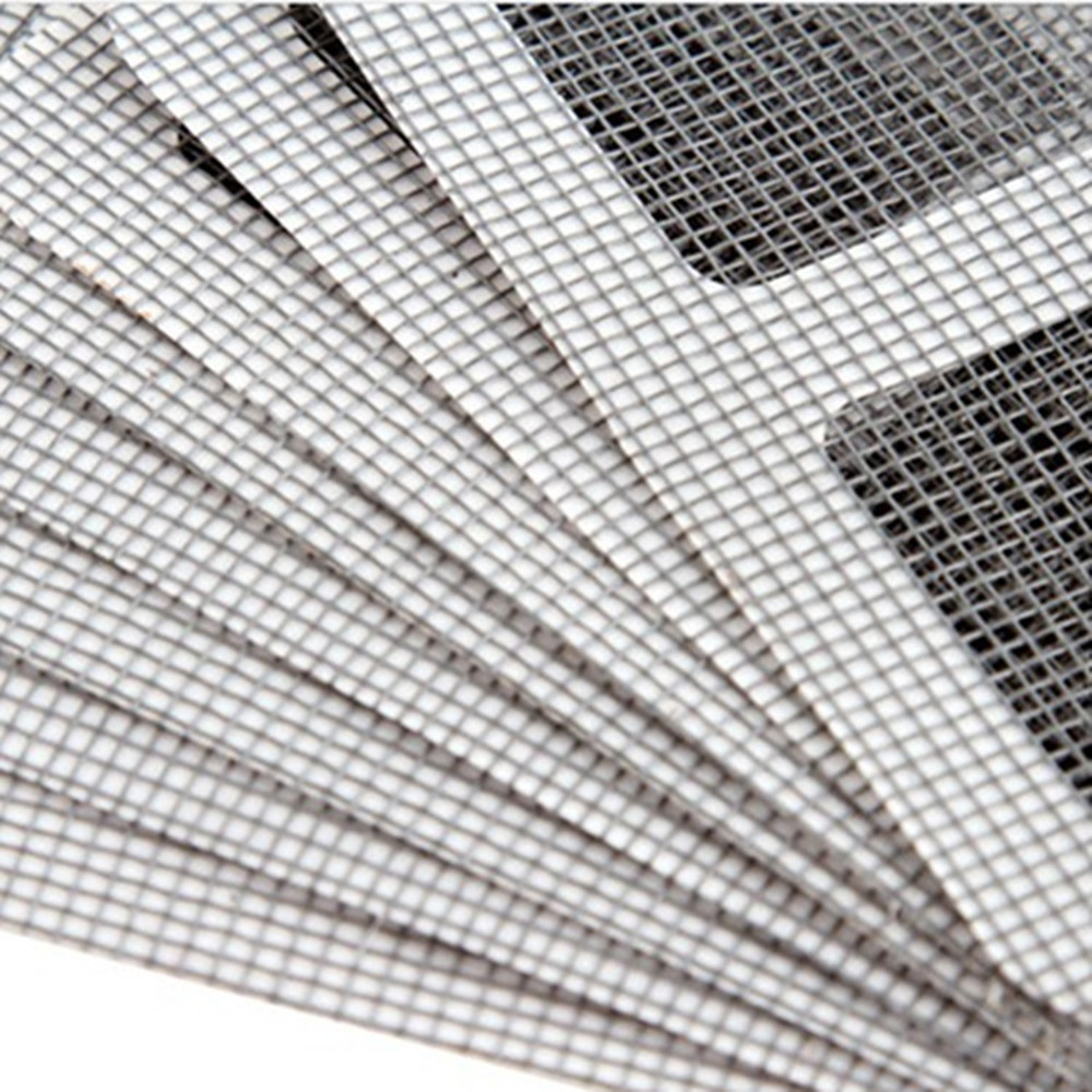 Mesh Window Screen Us 1 9 30 Off 3pcs Lot Fix Net Window For Home Adhesive Anti Mosquito Fly Bug Insect Repair Screen Patch Stickers Mesh Window Screen V5863 In Window