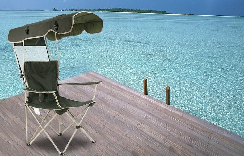 Peixe Cadeira Silla Playa Kamp Sandalyesi Cadeiras