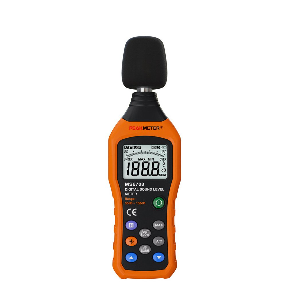 Digital Noise Meter Portable Digital Electrical Professional Products Safty For Home Industorial UseDigital Noise Meter Portable Digital Electrical Professional Products Safty For Home Industorial Use