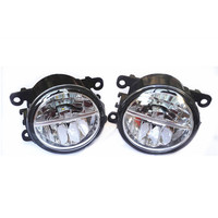 For Lincoln LS 2003 2006 10W Fog Light LED DRL Daytime Running Lights Car Styling