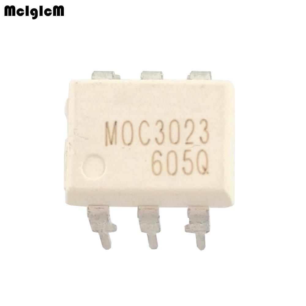200pcs MOC3023 Optocoupler MOC3023 DIP 6 DIP6