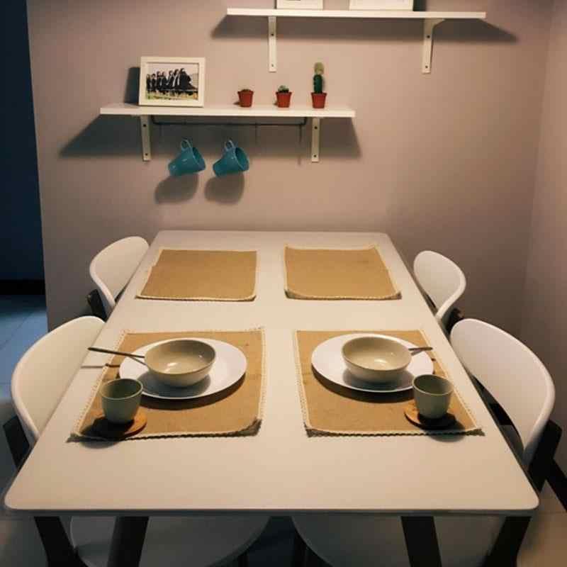Meja Makan cocina Redonda De Salle un pesebre Moderne Tavolo Escrivaninha Eet Tafel De escritorio De madera Mesa Comedor, Mesa De Comedor