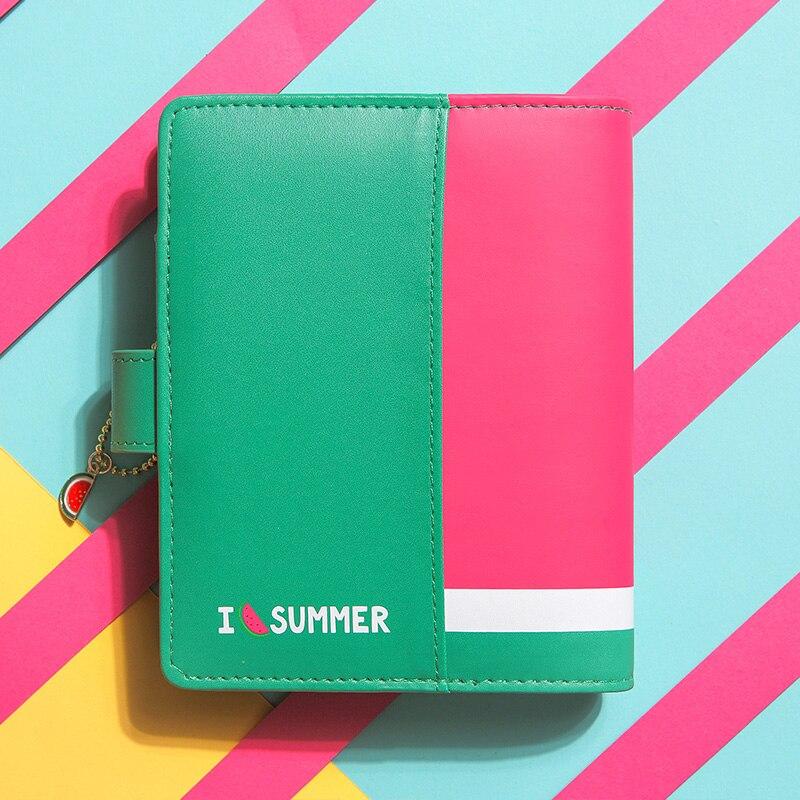 Office & School Supplies Lovedoki Mid Sommer Blätter Spirale Notebook Reisende Journal Organizer A5 Planer 2019 Kreative Vorhanden Büro & Schule Liefert Notebooks & Schreibblöcke