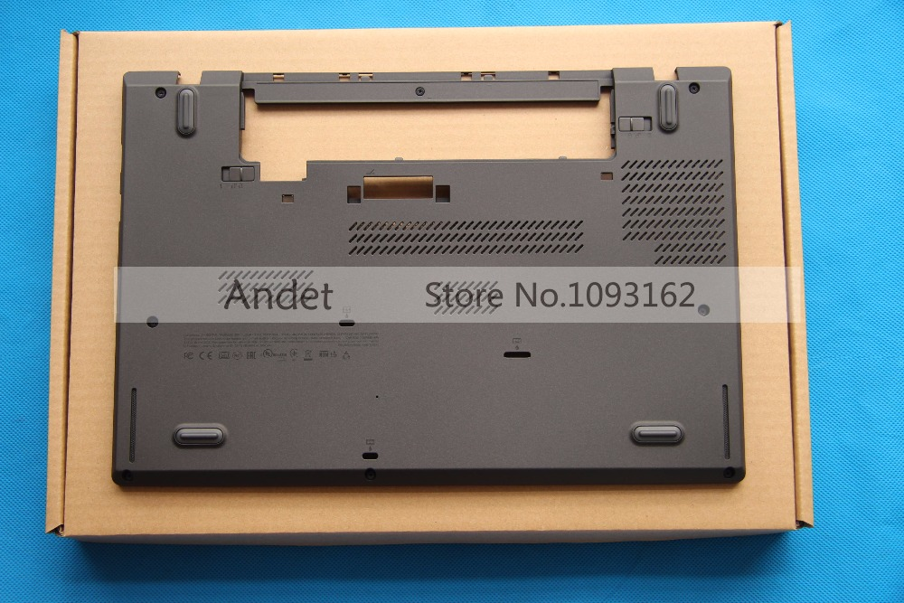 Nuovo originale per Lenovo ThinkPad T450 Custodia con base inferiore con porta 01AW567 00HN616