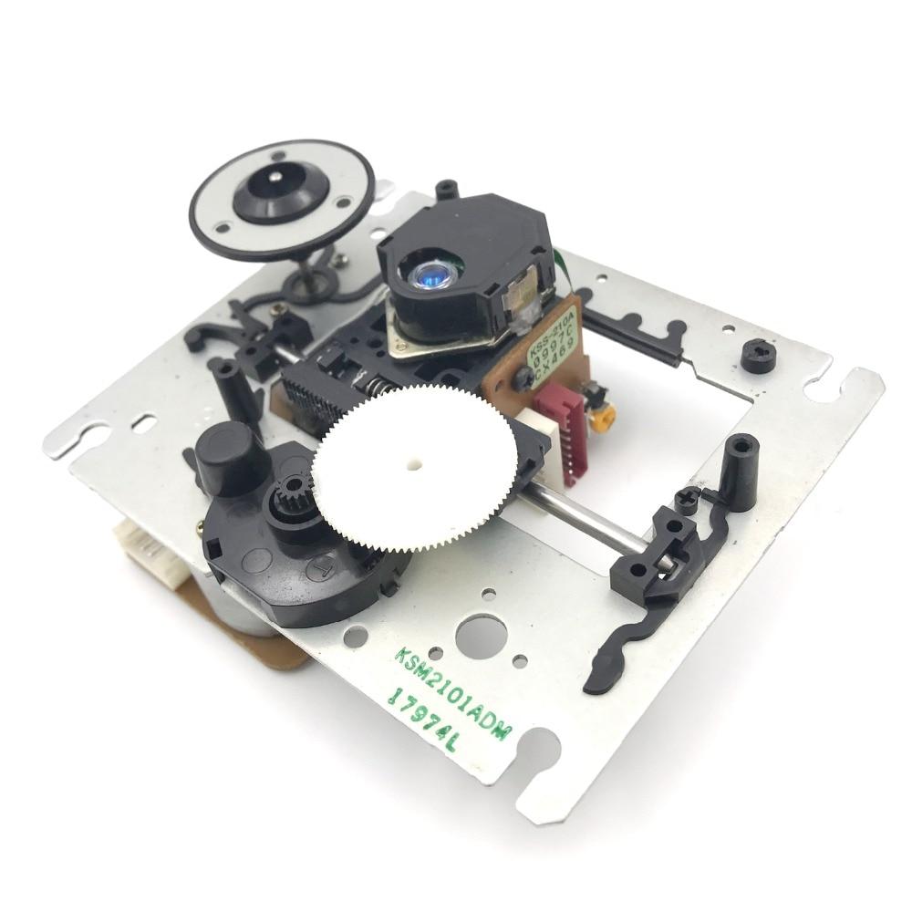 100% originaal KSS-210A KSS-210A KSM-2101ADM mehhanismiga KSS-210A S-O-N-Y Originaal uus CD VCD mängijale